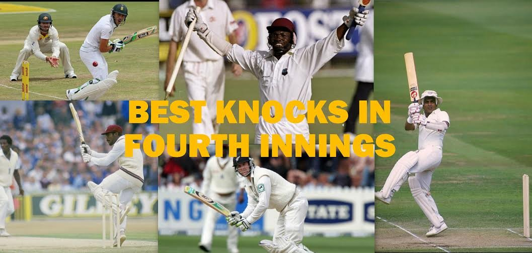 Best Fourth Innings Knocks