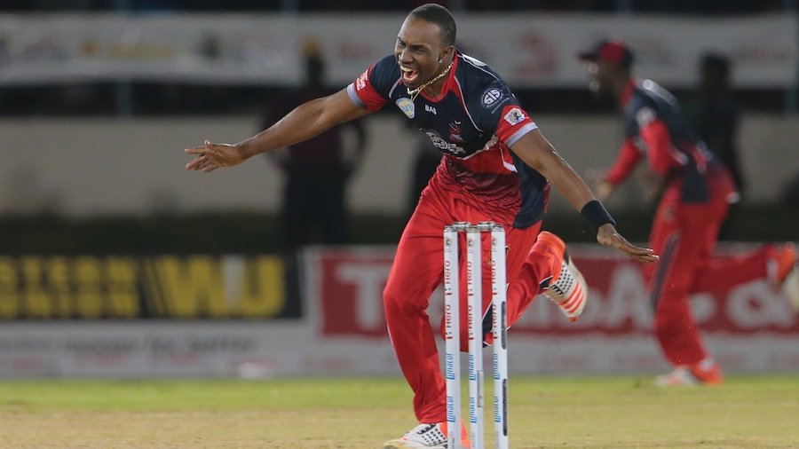 Red Steel v Tallawahs CPL