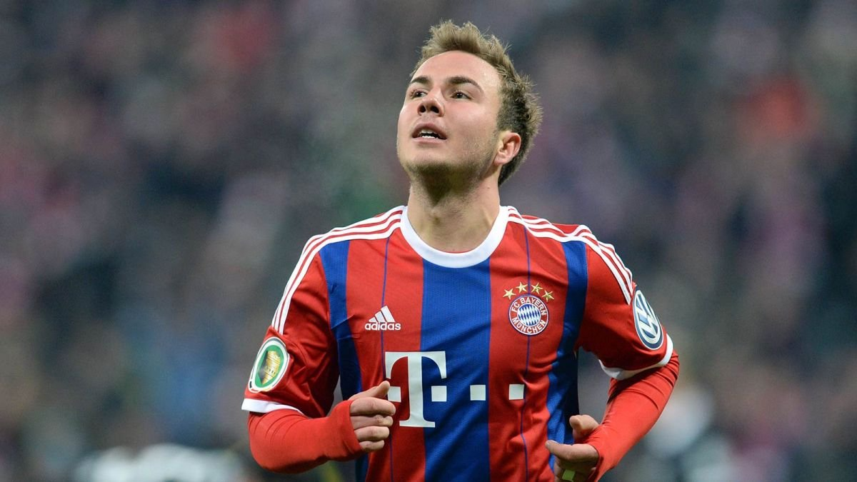 Mario Gotze Essentially Sports