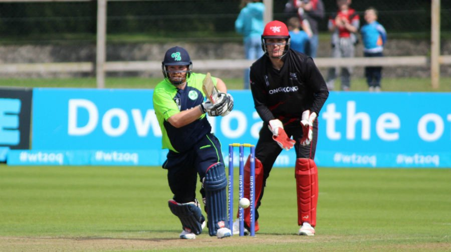Ireland v Hong Kong World T20 Qualifier