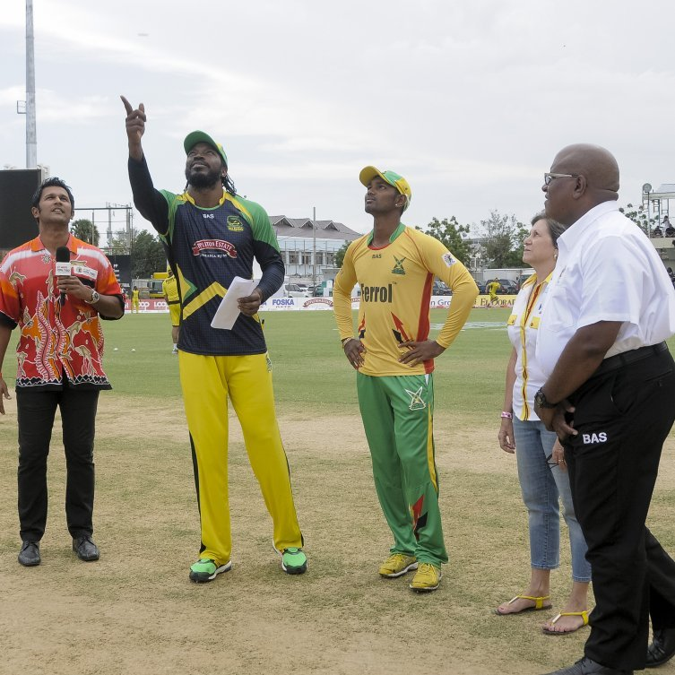 Tallawahs v Amazon Warriors