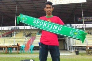 Future: Martunis will enjoy a positive future developing in Sporting's academy