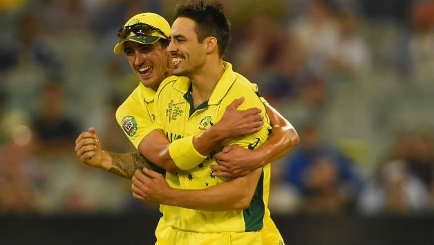Mitchell Johnson and Mitchell Starc raise concern over Pink balls