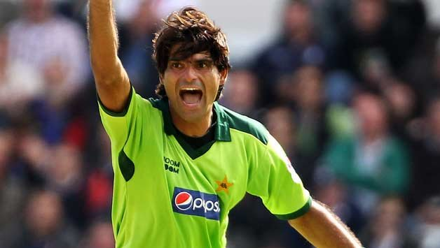 Mohammed Irfan makes it to Pakistan's squad