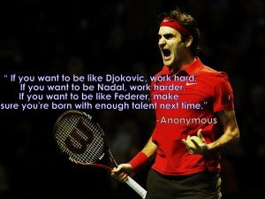 We call it Federer Magic : Top 10 Quotes - essentiallysports.com