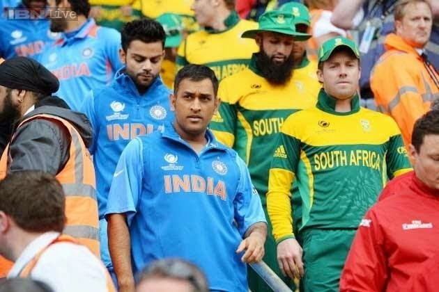 India-South Africa tour