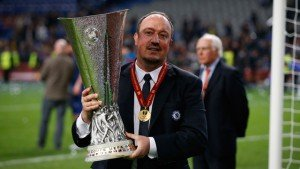 Benitez Chelsea manager