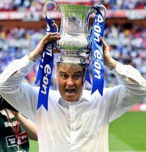 Hiddink Chelsea manager