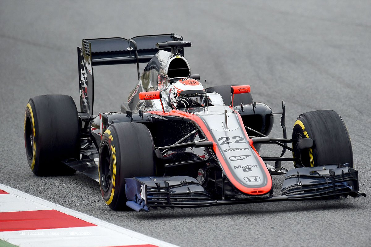 Button is one of the most optimistic drivers for the new start regulations