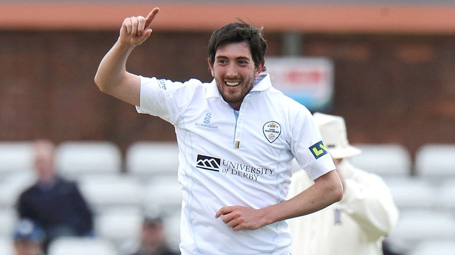 Mark Footitt named in England Squad