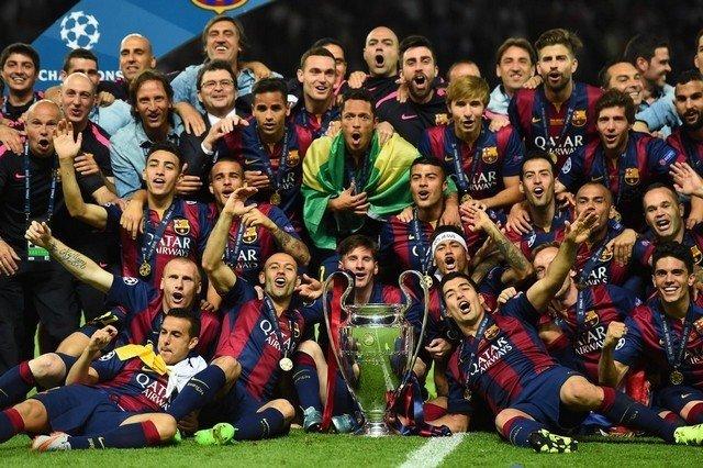 Defending Champions, FC Barcelona