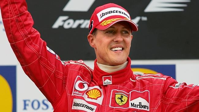 Legendary Schumacher