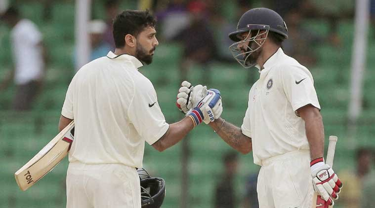 Murali Vijay may miss the first test