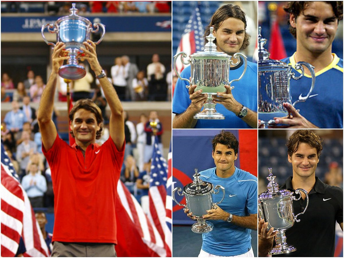 10 of the Greatest Career Achievements of Roger Federer