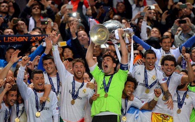 2014 Winners, Real Madrid