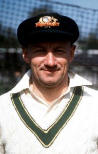 Sir Donald Bradman. The 'god' of all batsmen to play Test cricket. He has a Test average of 99.94 . No World XI Test team can be picked without Sir Don Bradman.