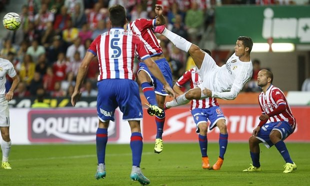 Sporting Gijon 0 vs Real Madrid 0 - Five talking points