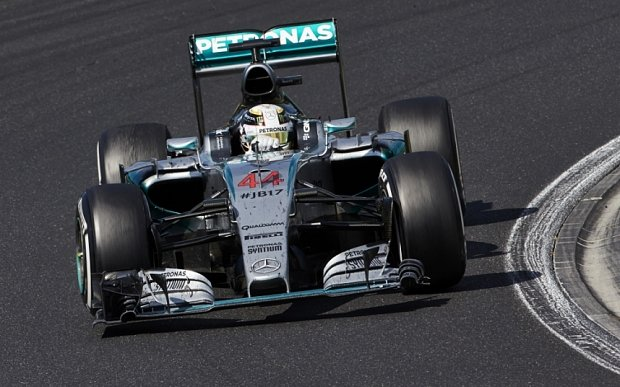 Hamilton has not had the best of starts in the last two races.