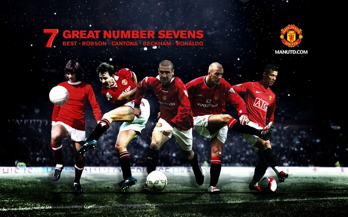 ab88fad10 Top 5 Legendary Manchester United No.7