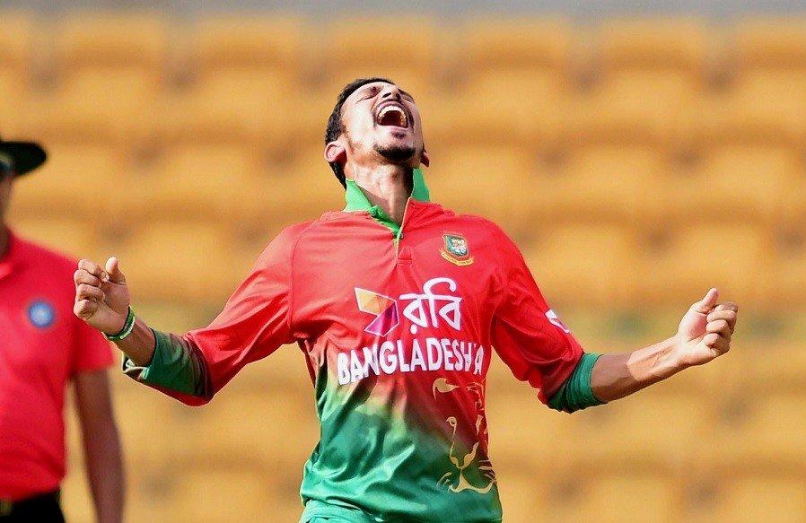 Nasir Hossain Bangladesh A