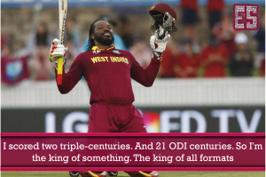 Chris Gayle Quotes