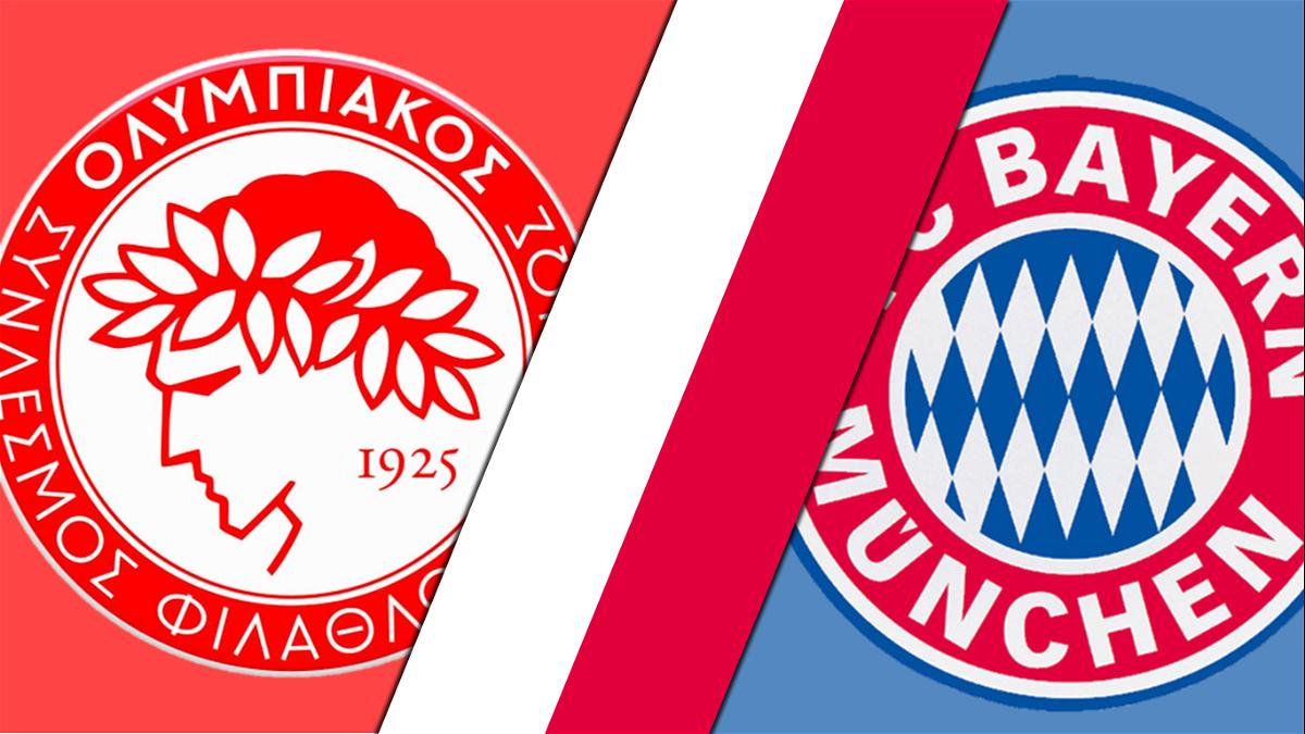 Olympiakos Piräus Bayern München