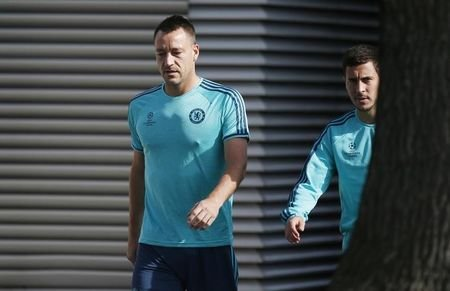 Chelsea Training terry