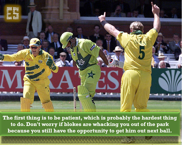 Quotes by Shane Warne - Page 5 of 12 - Essentially Sports