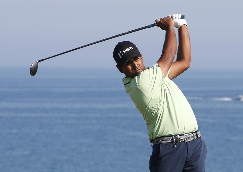 PGA Championships Lahiri