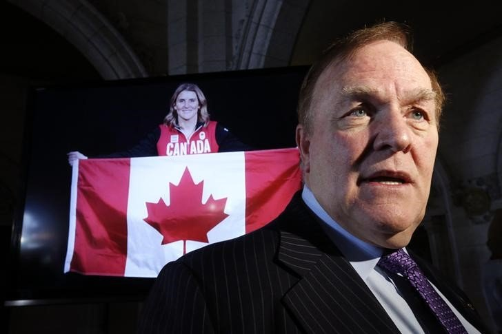 Marcel Aubut Resigns
