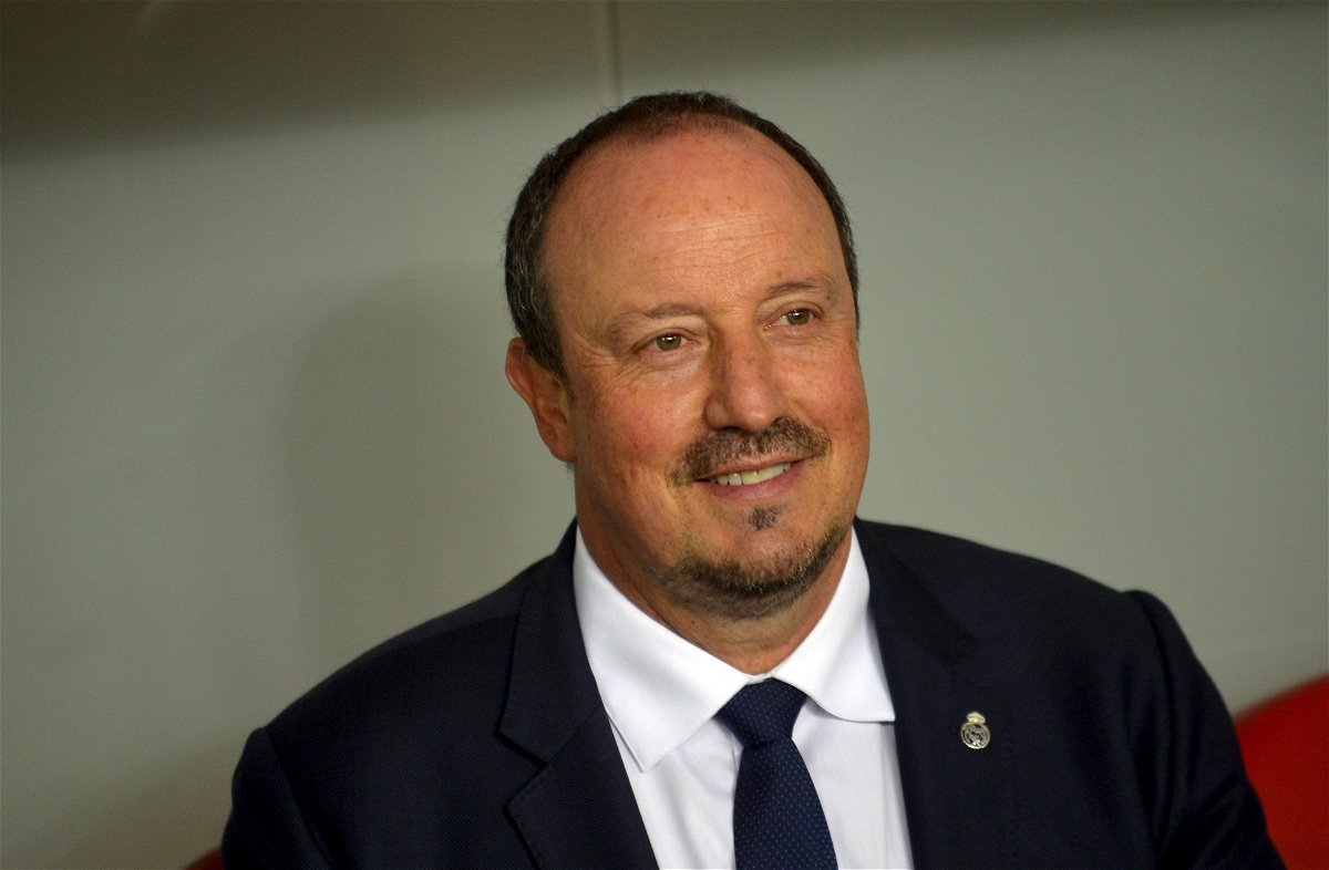 Rafa Benitez Real Madird
