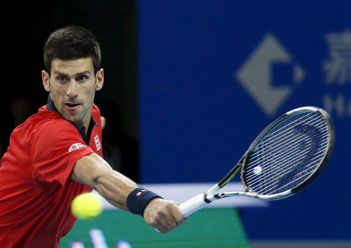 China Open: Djokovic and Nadal through to semis ...