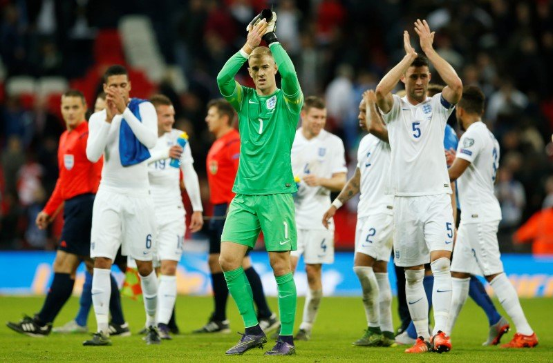 England v Estonia - UEFA Euro 2016 Qualifying Group E