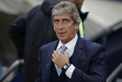 Pellegrini Manchester City
