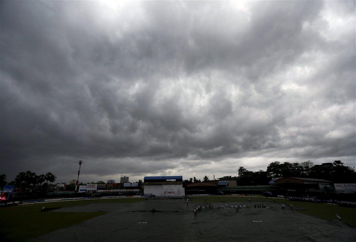 Sri Lanka v West Indies Colombo Test