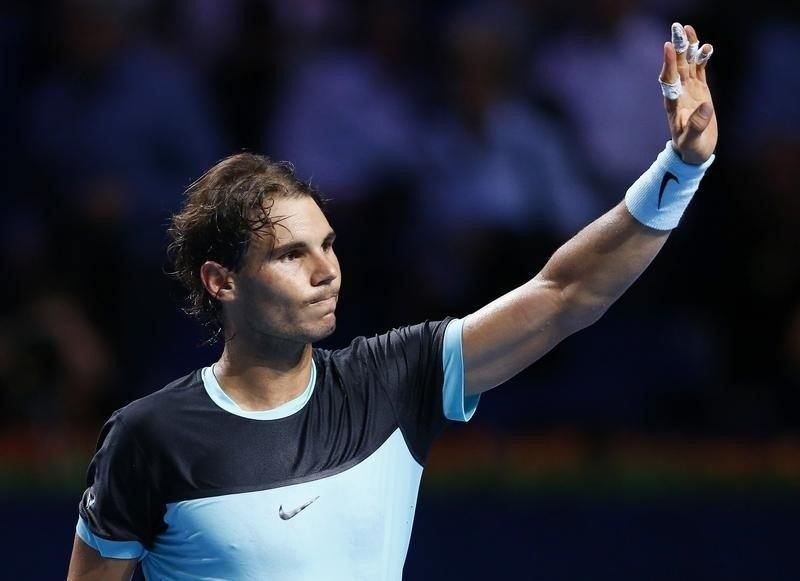 Rafael Nadal Basel International