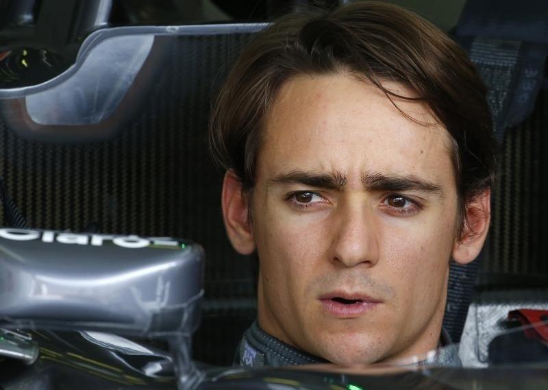 Esteban Gutierrez Haas F1 team