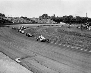 1950 Indianapolis 500 race.
