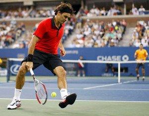 Federer Tweener