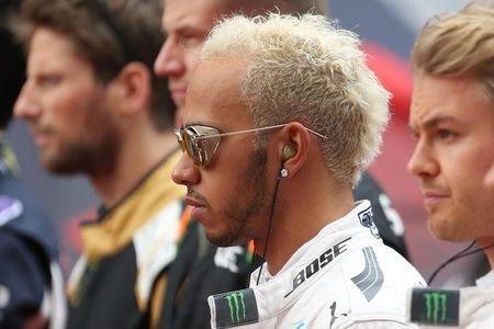 Hamilton F1 Title