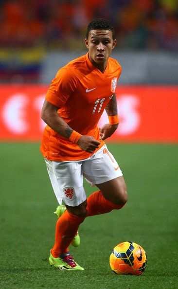 Memphis Depay will be one of the rising dutch talents and a key player for the Dutch
