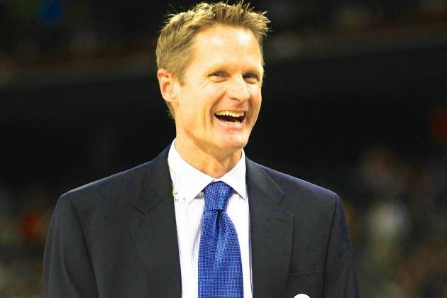 Coach Kerr is out for an indefinte period to recover from back problems.