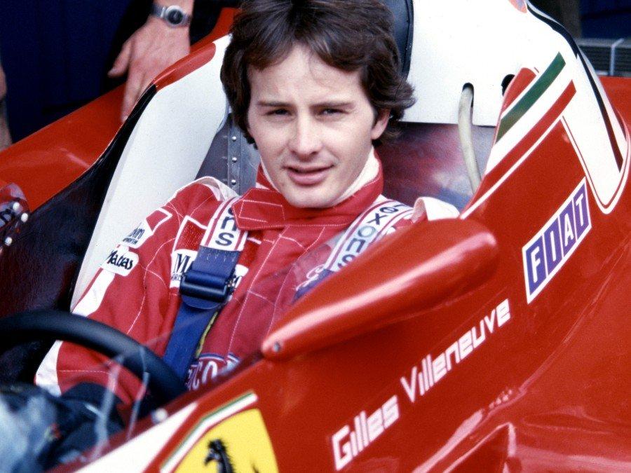 Gilles Villeneuve's