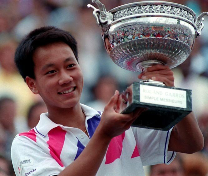 Michael Chang Roland Garros French Open