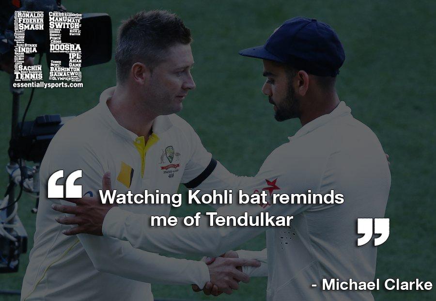 Quotes on Virat Kohli