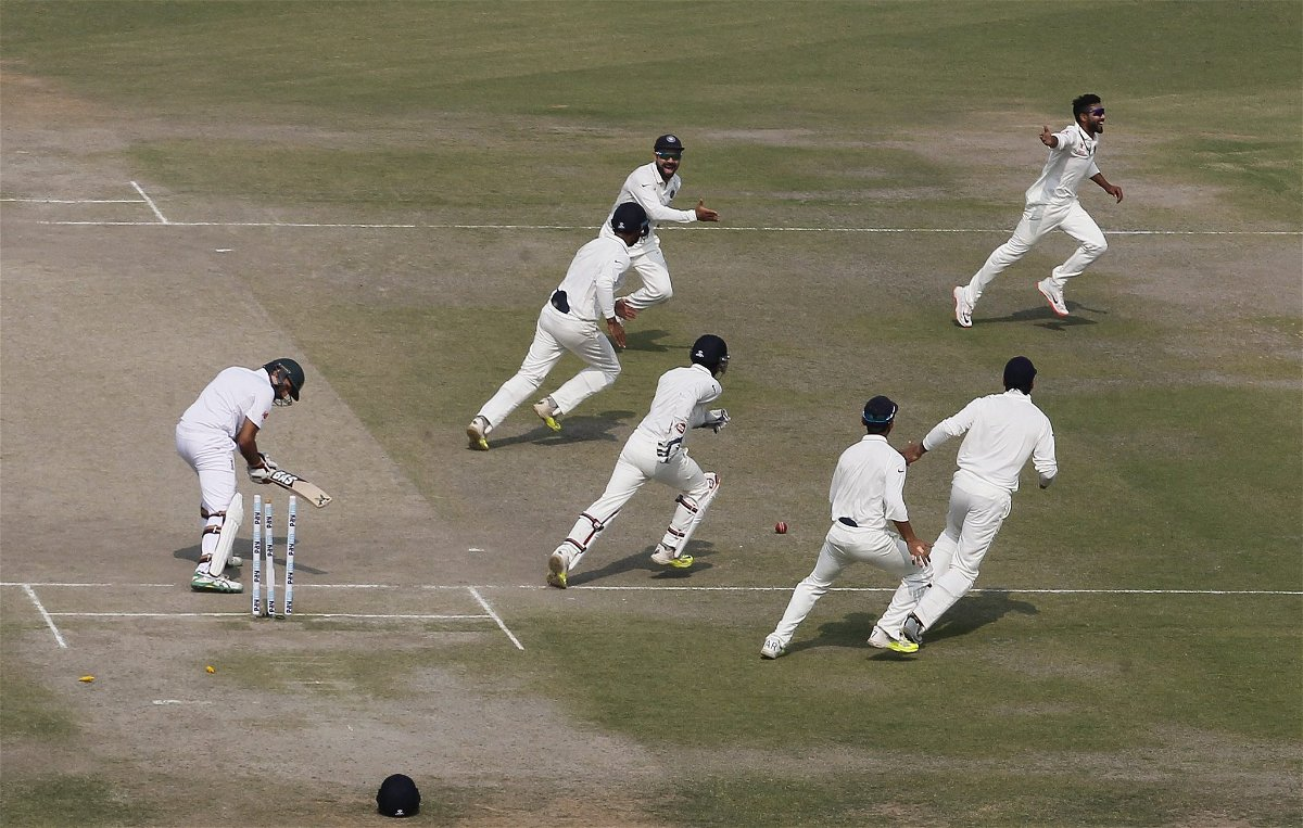 Indian Cricketer Ravindra Jadeja