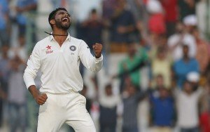 The fans recognised Jadeja's worth in the Bangalore test