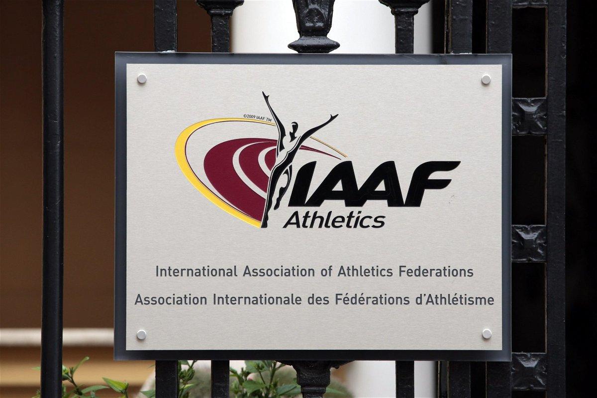 Russia IAAF