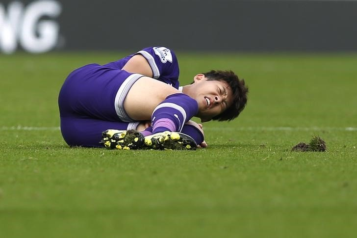 Son Heung-min injury