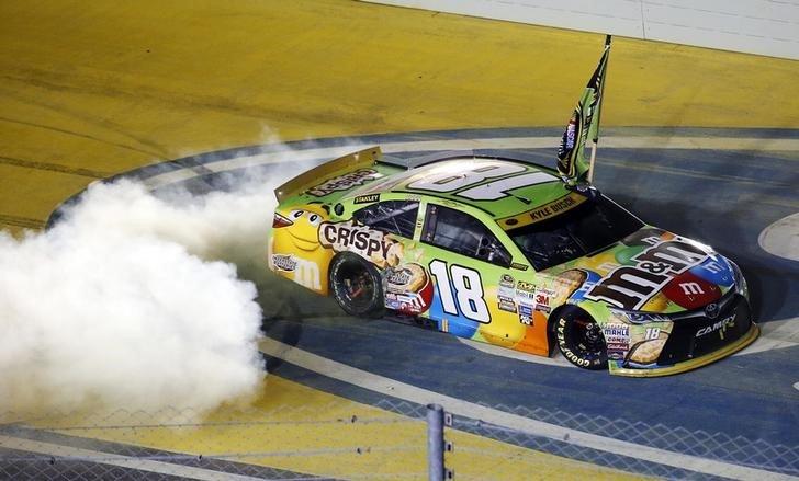 Kyle Busch NASCAR